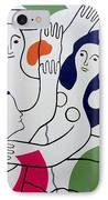 Leger Light And Loose IPhone Case