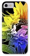 Life Is Like A Rainbow ... IPhone Case by Gwyn Newcombe