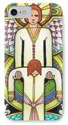 Lift Me Up IPhone Case by Amy S Turner