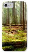 Light In The Forest IPhone Case by Idaho Scenic Images Linda Lantzy