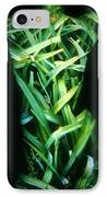 Lily Leaves IPhone Case by Arla Patch