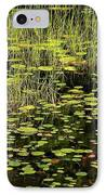 Lily Pad Place IPhone Case