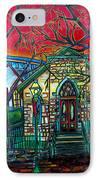 Little Church At La Villita IPhone Case