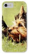 Little Dog IPhone Case