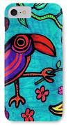 Little Toucan IPhone Case