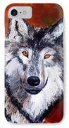 Look Into My Eyes IPhone Case by Tami Booher