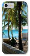Louie's Backyard IPhone Case by Susanne Van Hulst