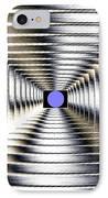 Luminous Energy 6 IPhone Case by Will Borden