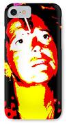 Ma Jaya Sati Bhagavati 10 IPhone Case by Eikoni Images