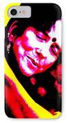 Ma Jaya Sati Bhagavati 17 IPhone Case by Eikoni Images