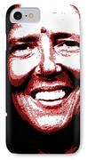 Ma Jaya Sati Bhagavati 4 IPhone Case by Eikoni Images