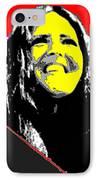 Ma Jaya Sati Bhagavati 7 IPhone Case by Eikoni Images