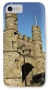 Macroom Castle County Cork Ireland IPhone Case