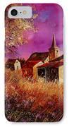 Magic Autumn  IPhone Case