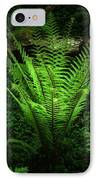 Magic Fern IPhone Case