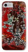 Magic Frogs Rising IPhone Case by Carol Law Conklin