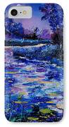 Magic Pond IPhone Case by Pol Ledent