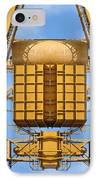 Magical Machinery 1 IPhone Case by Wendy J St Christopher