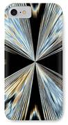 Magnetism 2 IPhone Case by Will Borden