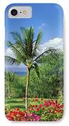 Makena Beach Golf Course IPhone Case