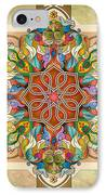 Mandala Birds IPhone Case