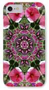 Mandala Pink Patron IPhone Case