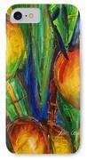 Mango Tree IPhone Case by Julie Kerns Schaper - Printscapes