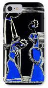 Martha And Mary Of Bethany IPhone Case by Gloria Ssali