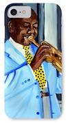 Master Of Jazz IPhone Case