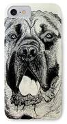 Mastiff IPhone Case