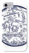 Mayan Cosmos IPhone Case