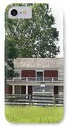 Mclean House Appomattox Court House Virginia IPhone Case