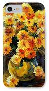 Melody Of Beauty IPhone Case