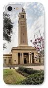 Memorial Tower IPhone Case