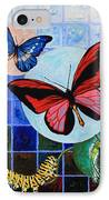 Metamorphosis Of The New Life IPhone Case