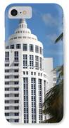 Miami S Capitol Building IPhone Case