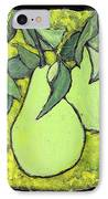 Michigan Pears IPhone Case
