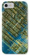 Microprocessor IPhone Case