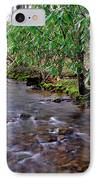 Middle Fork Mist IPhone Case by Thomas R Fletcher