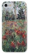 Minnesota Wildflowers IPhone Case by Nadine Rippelmeyer