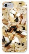 Mixed Rice IPhone Case