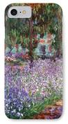 Monet: Giverny, 1900 IPhone Case