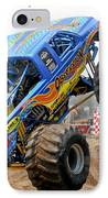 Monster Trucks - Big Things Go Boom IPhone Case