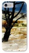 Moody Minerva IPhone Case by Lana Trussell