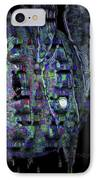 Moonlight Shadow IPhone Case by Mimulux patricia no No