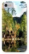 Morning At Oak Creek Arizona IPhone Case