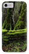 Mossy Fence 3 IPhone Case
