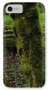 Mossy Fence IPhone Case by Bob Christopher