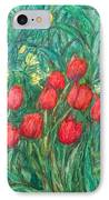 Mostly Tulips IPhone Case