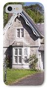 Muckross Cottage Killarney Ireland IPhone Case